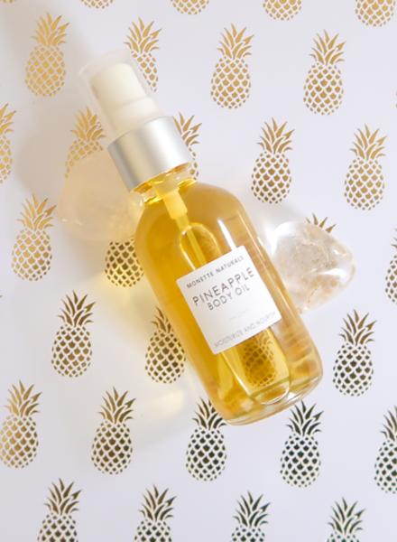 Monette Naturals - Pineapple Body Oil