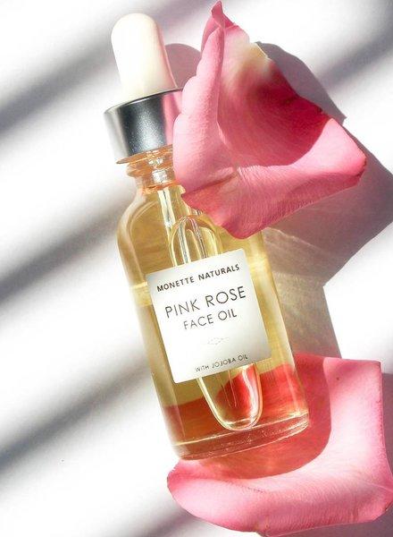 Monette Naturals - Pink Rose Face Oil
