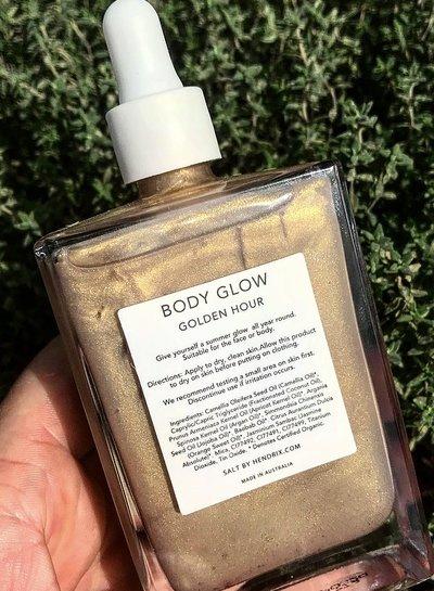 Salt by Hendrix Body Glow - Golden Hour
