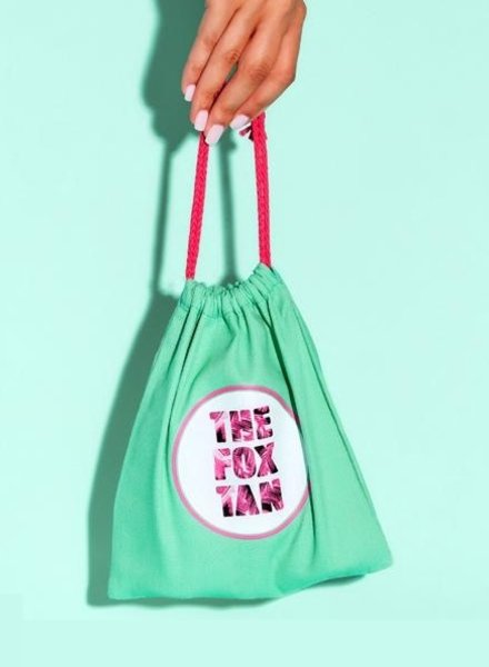 The Fox Tan The Fox Tan - Drawstring bag