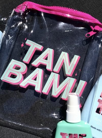 The Fox Tan The Fox Tan - Tan Bam! Plastic Bag