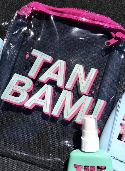 The Fox Tan The Fox Tan - Tan Bam! Plastic Bag