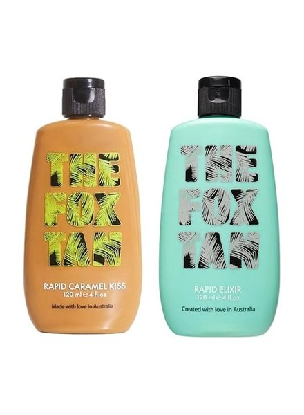 The Fox Tan The Fox Tan - Caramel & Elixir Combo
