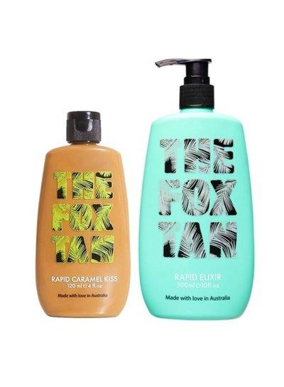 The Fox Tan The Fox Tan - Caramel & Elixir Combo XL (Elixir 300ml)