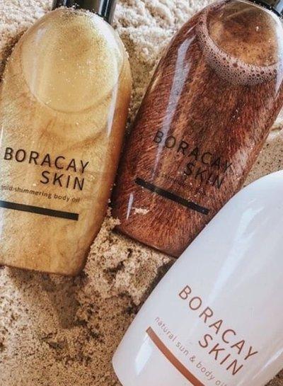 Boracay Skin Bronze Shimmering Body Oil