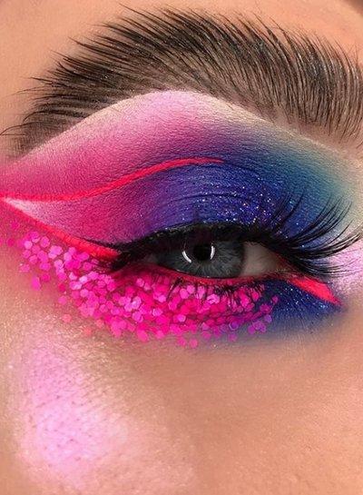 Sugarpill Sugarpill pressed eyeshadow - Velocity