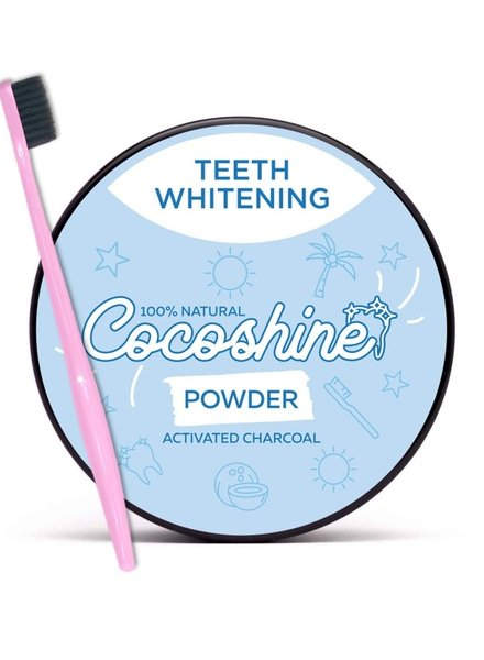 Cocoshine Cocoshine - Teeth Whitening Powder Combo