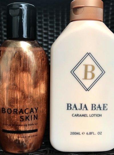 Baja Bae Baja Bae - Caramel Lotion & Boracay Skin Duo