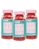 Hairburst Hairburst - Chewable Hair Vitamins Trio (3 months)