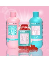 Hairburst Hairburst - Shampoo, Conditioner & Vitamingummies bundle