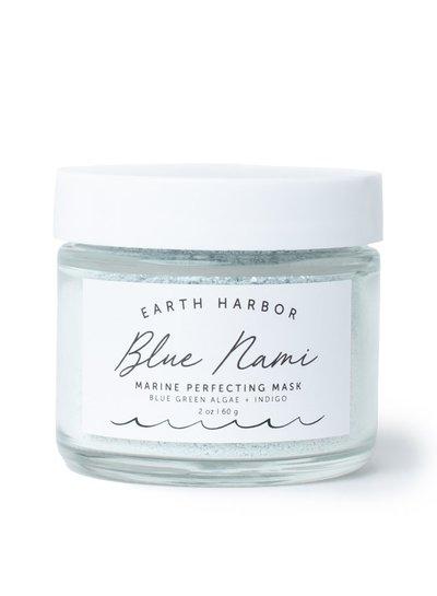 Earth Harbor Blue Nami Marine Perfecting Mask