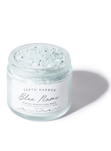 Earth Harbor Earth Harbor - Blue Nami Marine Perfecting Mask