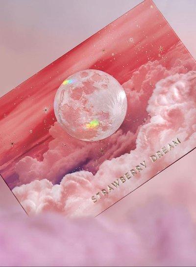 Lunar Beauty Strawberry Dream Color Palette