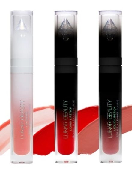 Lunar Beauty Lunar Beauty Strawberry Dream Lip Bundle