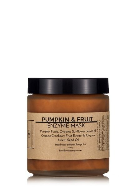 Breed Love Beauty Breed Love Beauty Co - Pumpkin & Fruit Enzyme Mask