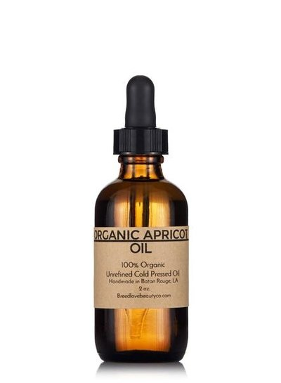 Breed Love Beauty Pure Organic Apricot Kernel Oil