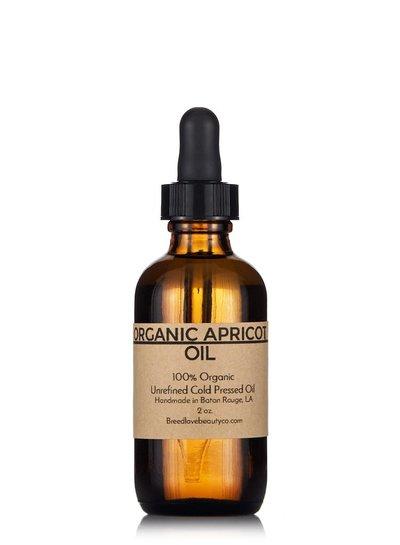 Breed Love Beauty Pure Organic Avocado Oil