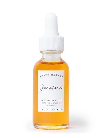 Earth Harbor Sunstone Hair Revive Elixir