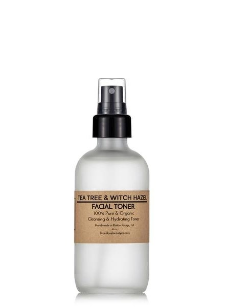 Breed Love Beauty Breed Love Beauty Co - Tea Tree & Witch Hazel Facial Toner