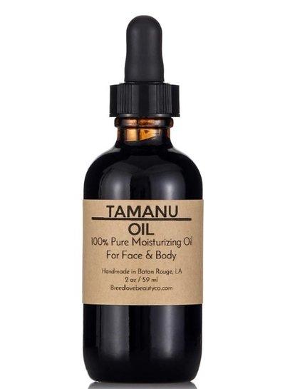 Breed Love Beauty Pure Organic Unrefined Tamanu Oil