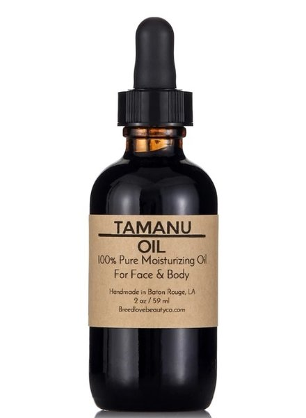 Breed Love Beauty Breed Love Beauty Co - Pure Organic Unrefined Tamanu Oil