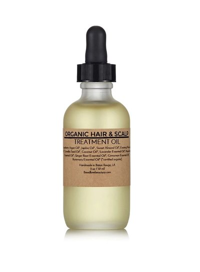 Breed Love Beauty Organic Hair and Scalp Treatment Oil