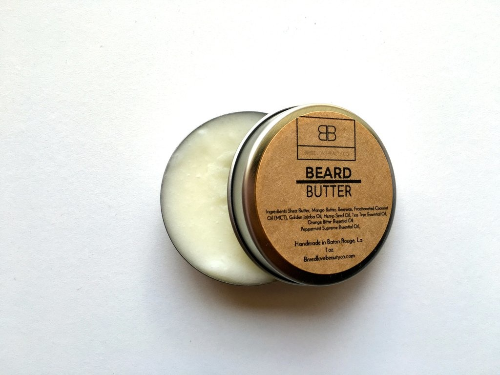 Image result for breedlove beauty beard butter
