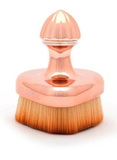 Eloise Beauty Rose Gold Tear Drop Brush