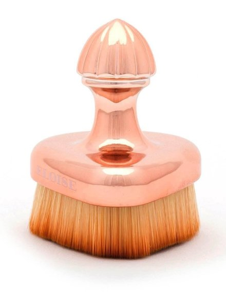Eloise Beauty Eloise Beauty - Rose Gold Tear Drop Brush