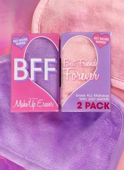 Makeup Eraser MakeUp Eraser - BFF 2-Pack