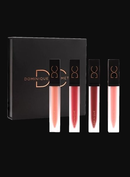 Dominique  Dominique Cosmetics - Cream Matte Liquid Lipstick Bundle