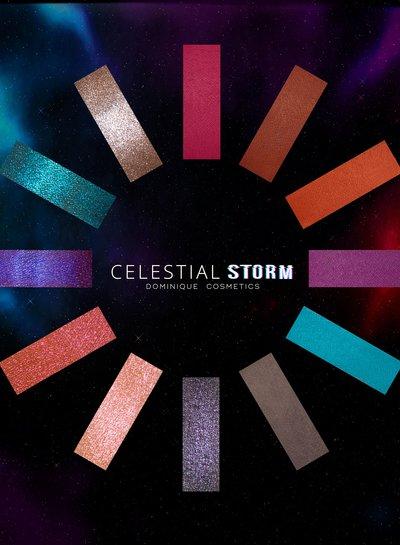 Dominique  Celestial Storm Palette