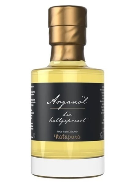 Natapura Natapura - Bio zertifiziertes Arganöl (kaltgepresst)