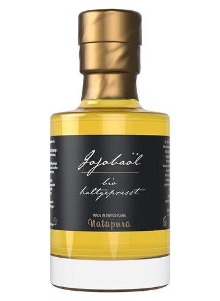 Natapura Natapura - Bio zertifiziertes Jojobaöl (kaltgepresst)