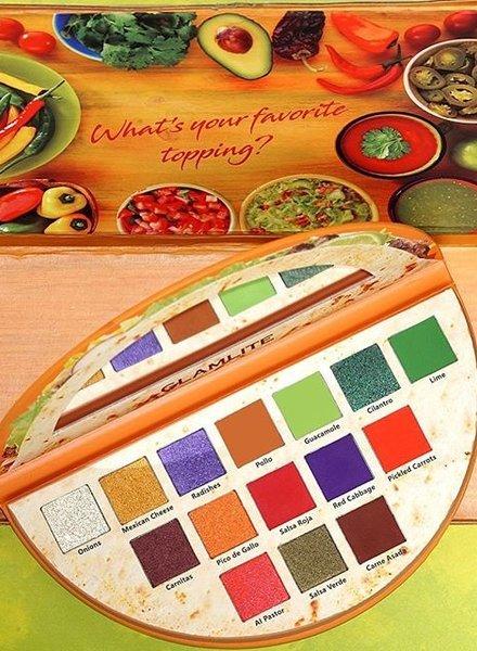 Glamlite Glamlite Taco Palette