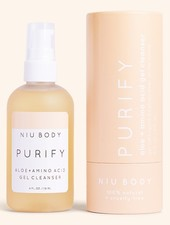 Niu Body Niu Body Purify Aloe & Amino Acid Gel Cleanser