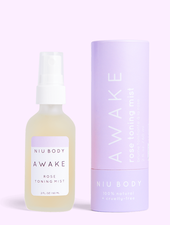 Niu Body Niu Body Awake Rose Toning Mist