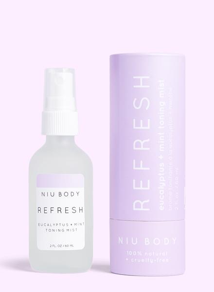 Niu Body Niu Body Refresh EucalyptusToning Mist