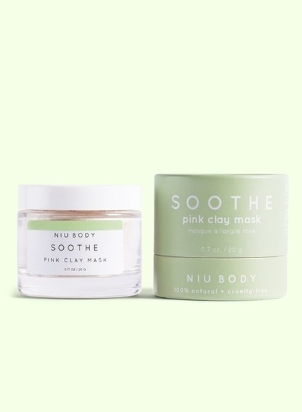 Niu Body Niu Body Soothe Pink Clay Mask