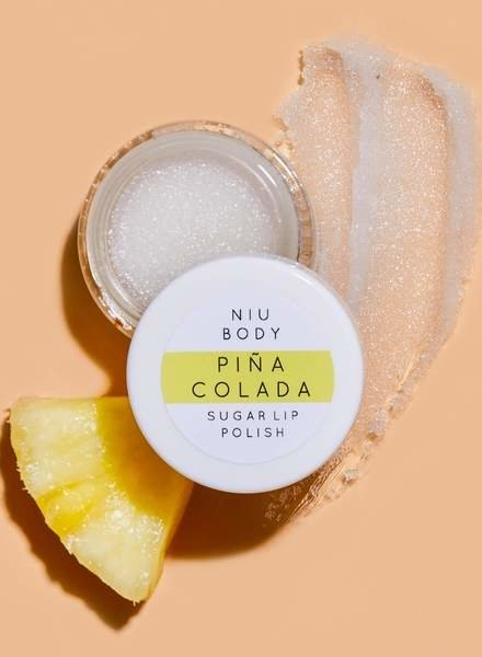 Niu Body Niu Body Pina Colada Lip Polish