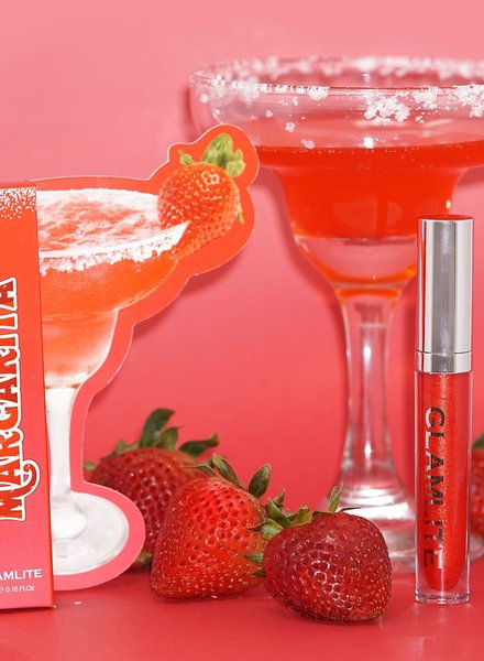 Glamlite Glamlite - Margarita Strawberry Lipgloss