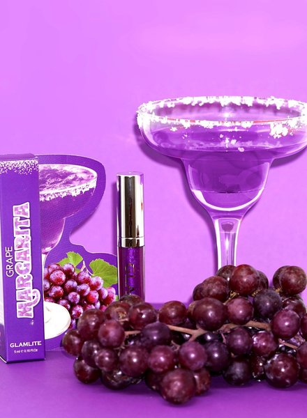 Glamlite Glamlite - Margarita Grape Lipgloss