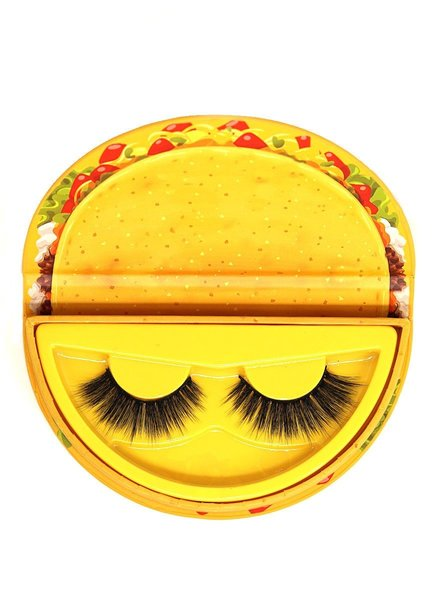 Glamlite Glamlite - Taco Lashes - Carne Asada