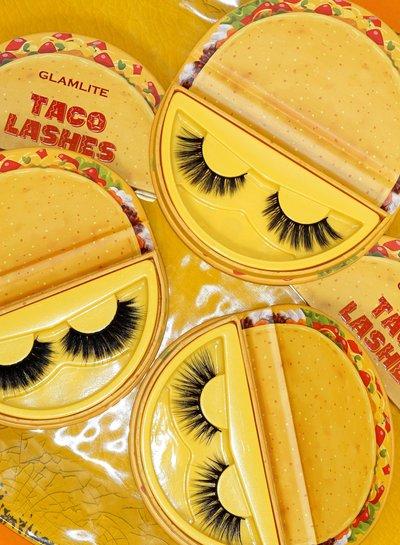 Glamlite Glamlite - Taco Lashes - Pollo