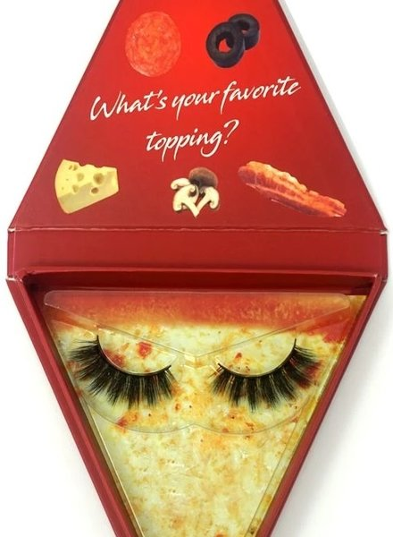 Glamlite Glamlite - Pizza Palette Lashes - Chicago Deep Dish