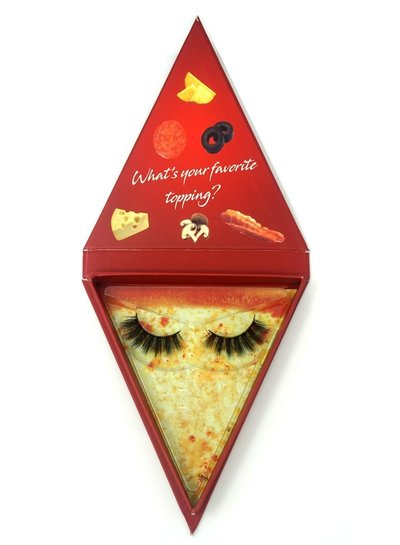 Glamlite Glamlite - Pizza Palette Lashes - Chicago Deep Dish