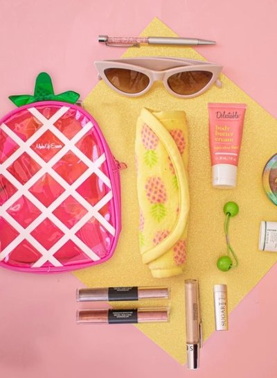 Makeup Eraser MakeUp Eraser - Pineapple Belt bag
