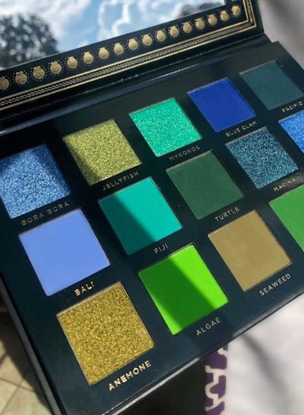 Ace Beaute Ace Beaute Oceanic Eyeshadow Palette