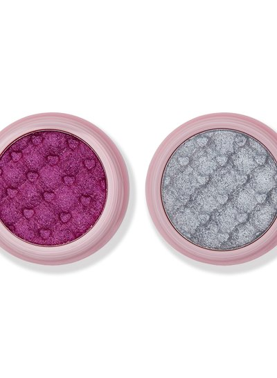 Ace Beaute Ace Beaute Glimmer Shadow Duo Set - Huckleberry & French Vanilla
