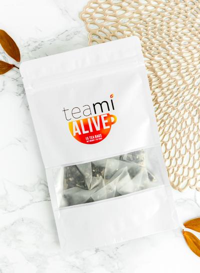 teami Alive Tea Blend